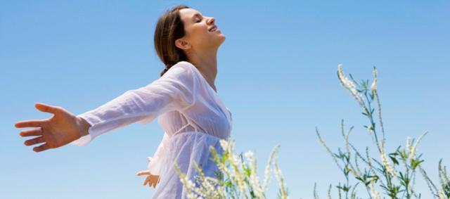 Frische Luft tut gut und ist wie Balsam für die Seele