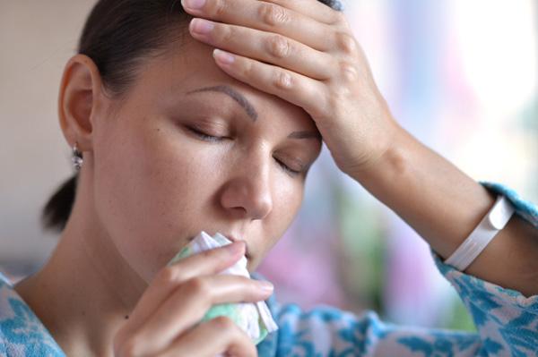 Influenza oder echte Grippe
