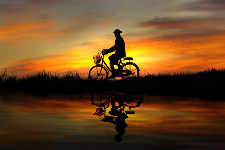 Kann ich mit Fahrradfahren abnehmen?