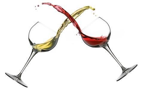 Rotwein förderlich für die Gesundheit