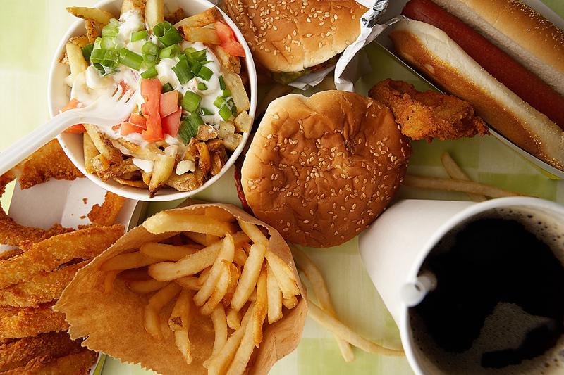 Wie schädlich ist Fast Food wirklich?
