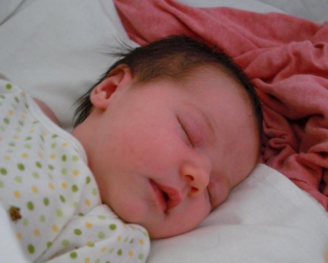 Besser Einschlafen Babys Schlaf