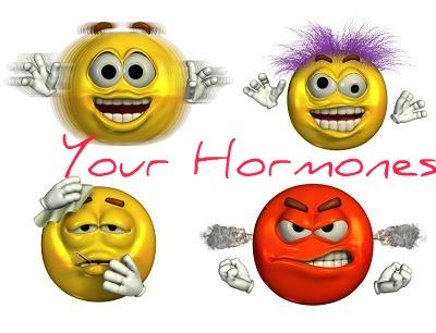 Hormon und Hormone