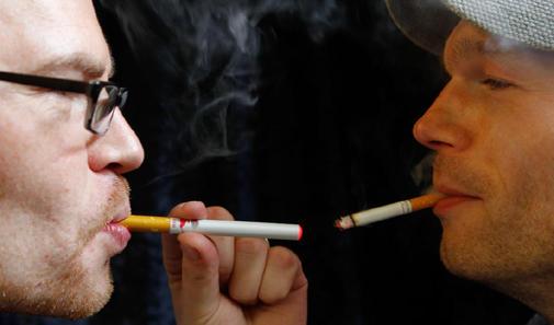Als Raucher etwas für die Gesundheit tun
