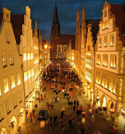 Bürgerumfrage, Beispiel Münster: Gesundheit ist gefragt