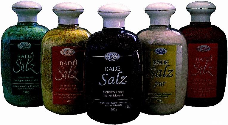 Badezusätze für empfindliche Haut