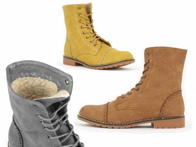 Trends für Schuhe im Winter