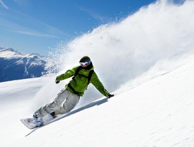 Belastung durch Wintersport: Enzyme koennen hilfreich sein