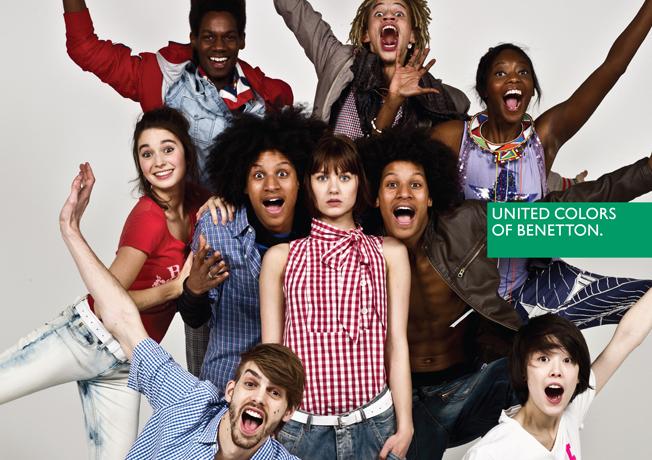 Benetton- eine Marke die jeder haben will