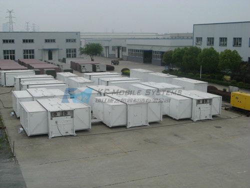 China, Erdbeben: DRK bringt mobiles Hospital