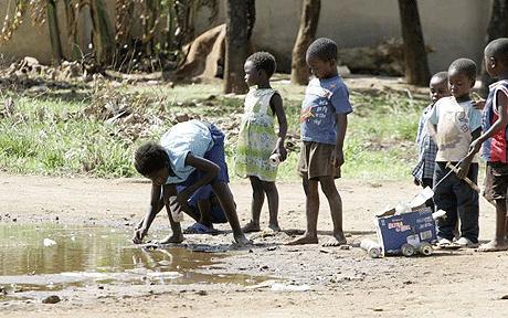 Cholera: Gefahr fuer Touristen bei Afrikareisen?