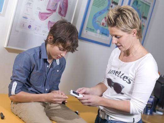 Diabetes bei Kindern: Alarmierende Zahlen