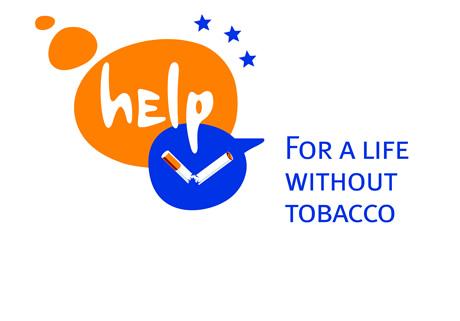 Die EU-Kampagne HELP für ein rauchfreies Leben