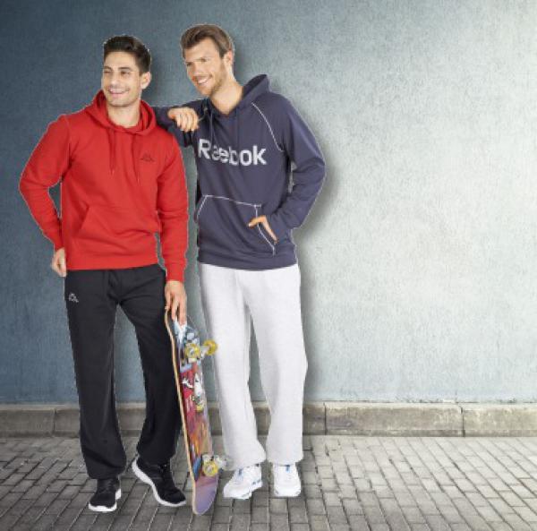 Die Herren Sportbekleidung in der Geschichte der jungen Mode