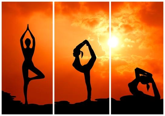 Extra für Yoga-Liebhaber: Portal gratis und für alle