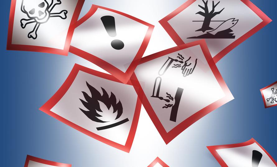 Gefahrstoffe, Arbeitsschutz: neue Infos