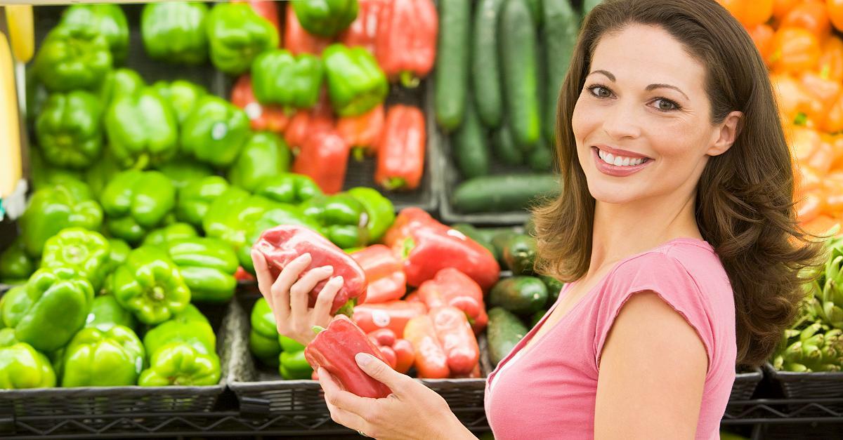 Gesunde Haut durch Obst und Gemüse
