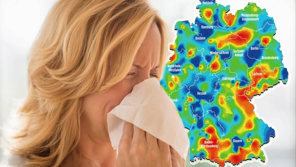 Grippewelle: Tipps der Apotheken, Haendewaschen!