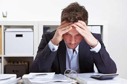 Herzinfarktrisiko: Stress