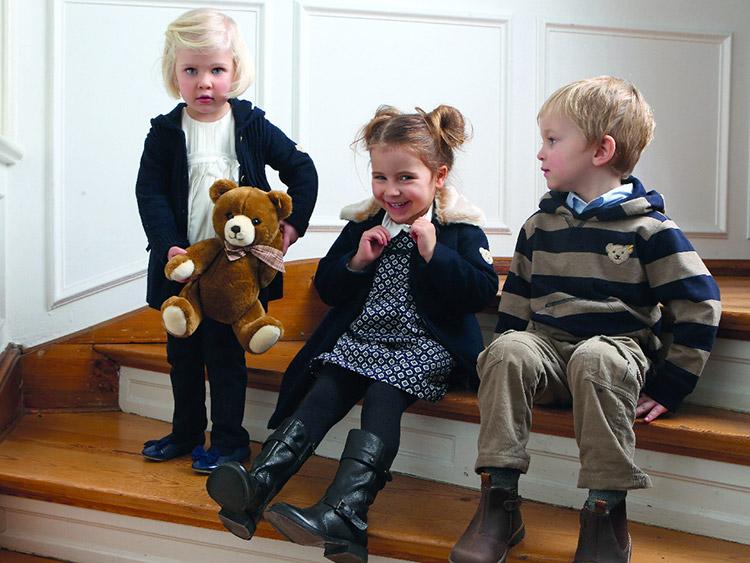 Hochwertige Kinderkleidung kaufen kann man im Internet