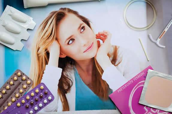 Hormonelle Verhütungsmethoden für Frauen