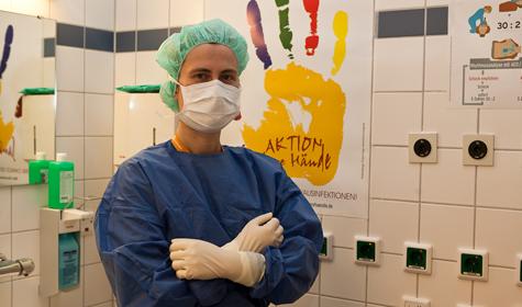 Krankenhausinfektionen, Tagung