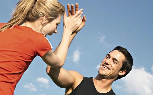 Mehr Lust am Sport mit einem passenden Sportpartner