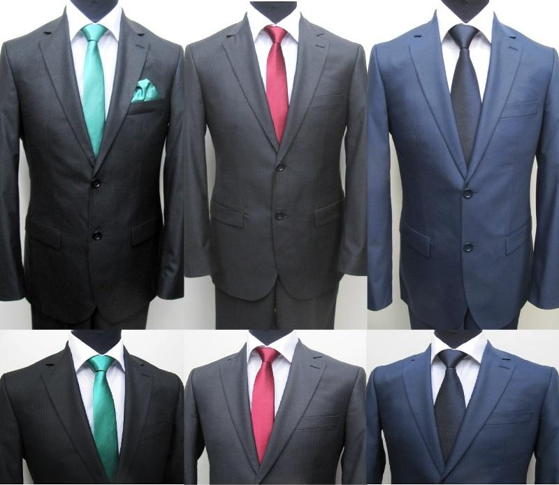 Mode für Herren: Herren Anzüge sind immer im Trend