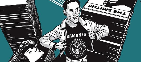Musik Band Shirts sind besonders bei Teenies beliebt