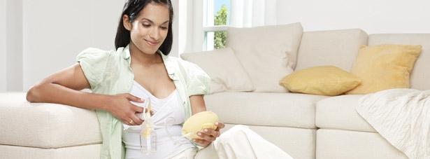 Muttermilch abpumpen – So geht es!
