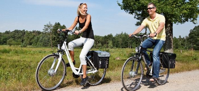 Radeln mit dem Elektrofahrrad – auch für ältere Menschen perfekt geeignet