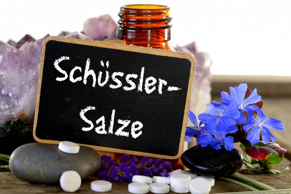Schüssler-Salze