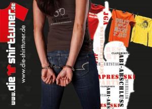 T-Shirts bedrucken mit deinen Ideen