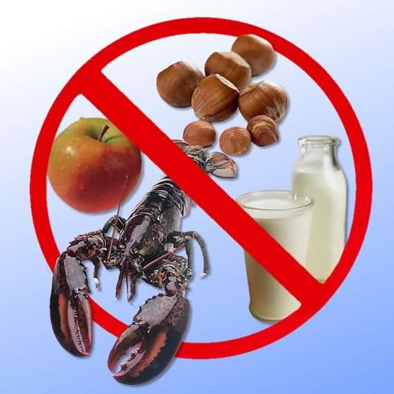 Therapie der Lebensmittelallergie