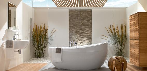 Tipp zur Lebensqualität: Ein Wellness Badezimmer zur Entspannung