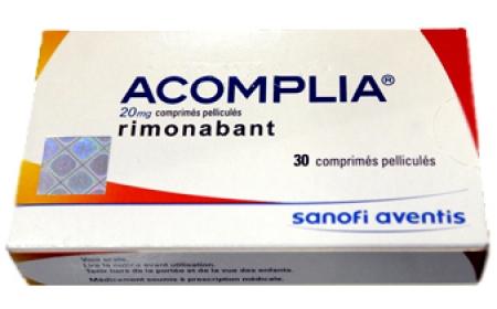 Warnung: Schlankheitsmittel Acomplia vom Markt