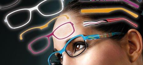 Wechselbrillen aktueller Brillenmode Trend