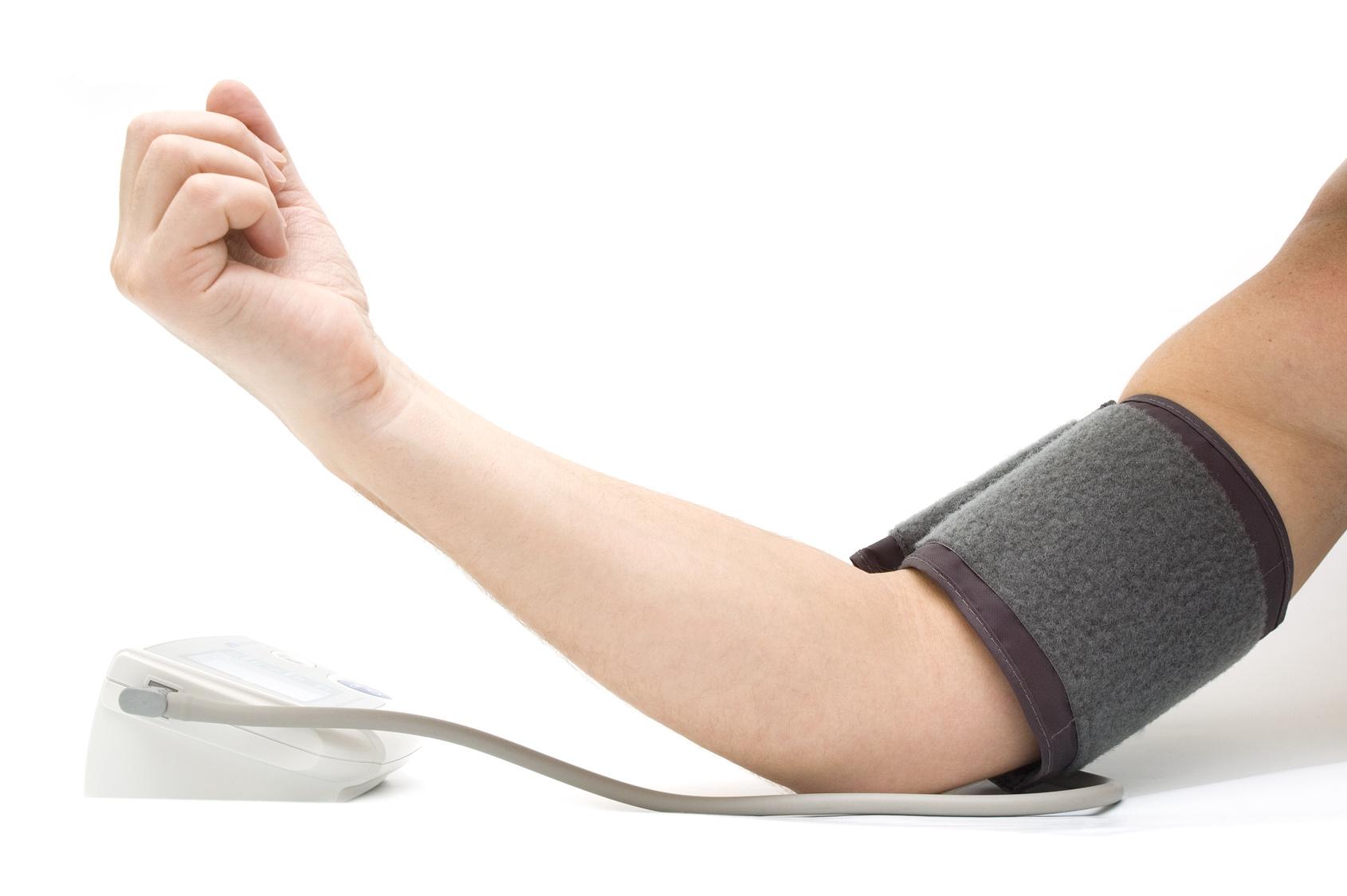 Wie Muskelaufbau gegen Bluthochdruck hilft
