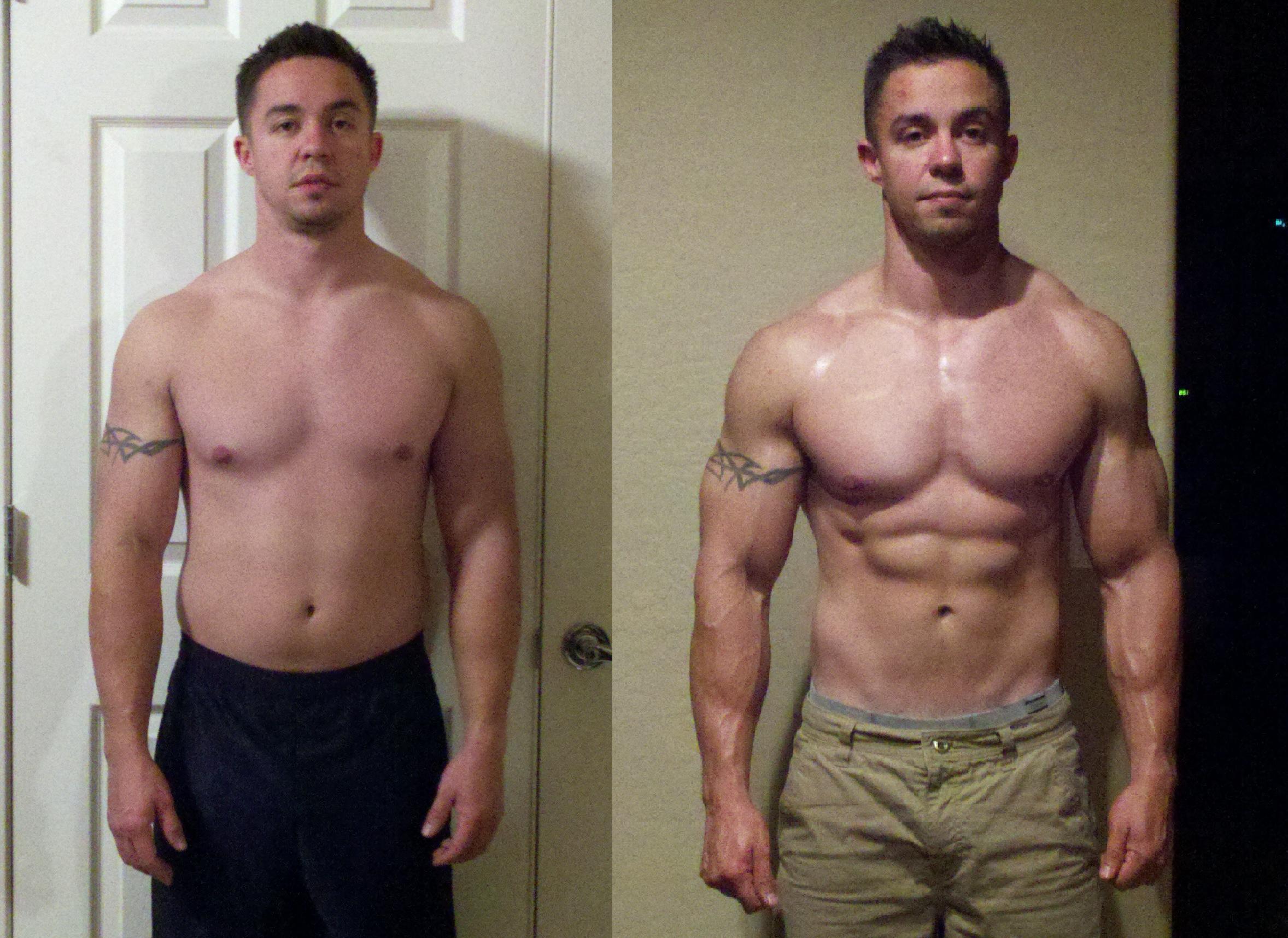 Ergebnisse vor und nachher