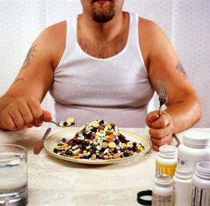 Abnehmen mit Nahrungsergänzungsmitteln