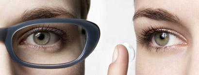 Brille oder Kontaktlinsen im Beruf