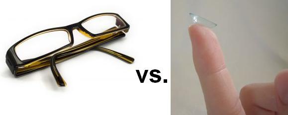 Brillen oder Kontaktlinsen – was ist empfehlenswerter?