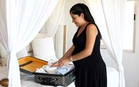 Checkliste Klinikkoffer: Was muss mit in die Entbindungsklinik