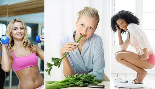 Ein ausgewogener Ernährungsplan ist auch für die Fettverbrennung wichtig