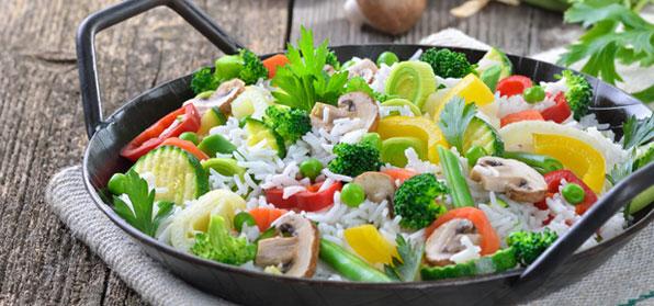 Gesunde Ernährung ist der Königsweg zur Gesundheit