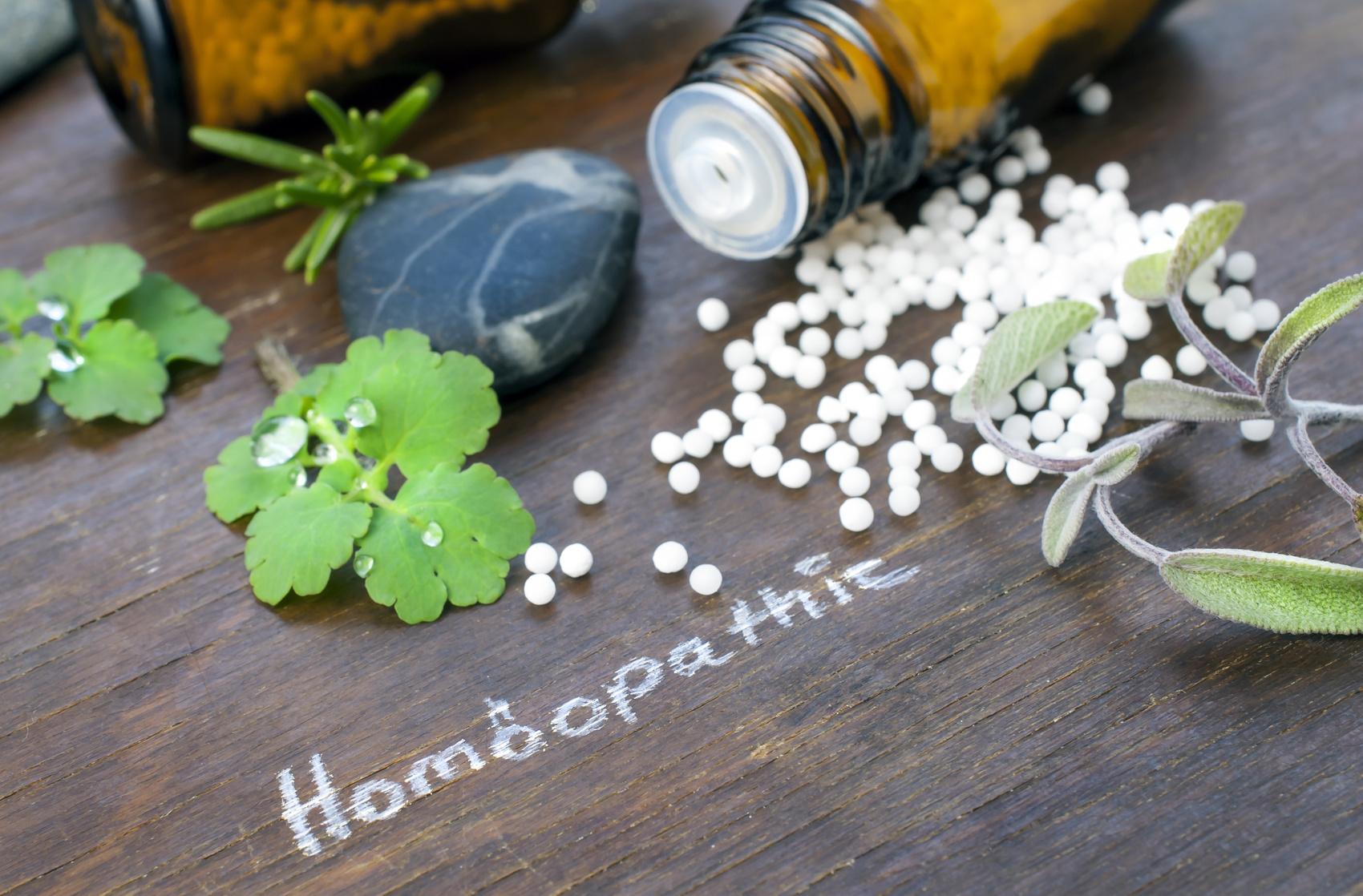 Klassische Homöopathie nach Hahnemann