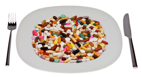 Mehr Schaden als Nutzen? – Vitamine & Mineralstoffe
