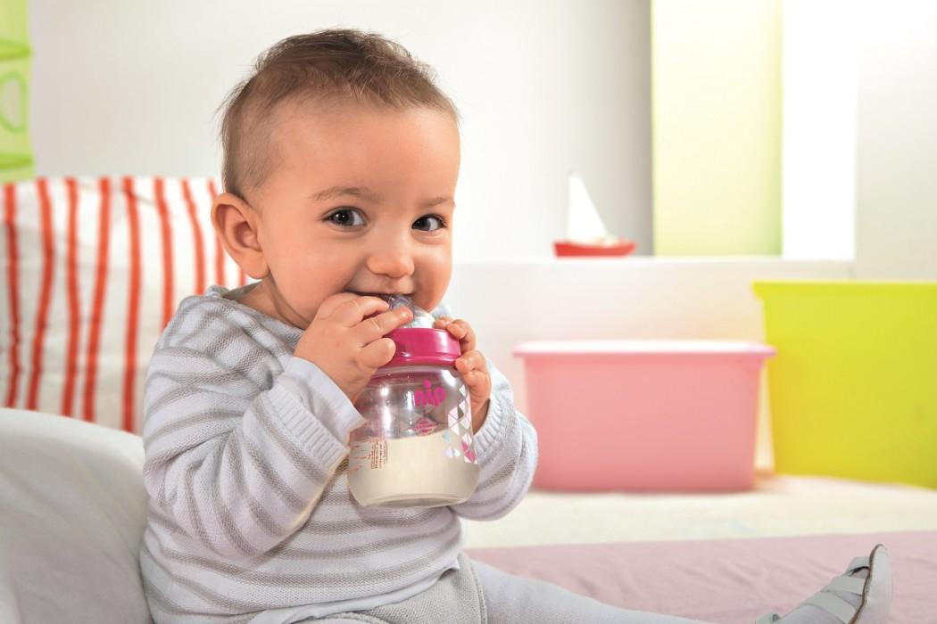 Milchpulver, Brei und Co