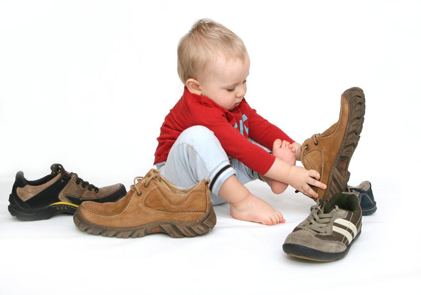 Immer mit dem Kind zusammen wählen