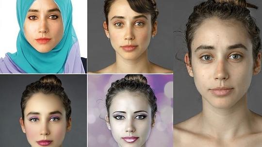 Schönheitsideale der verschiedenen Kulturen
